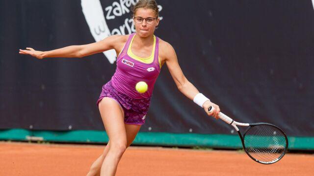 W Polsce rośnie nowa gwiazda tenisa. 17-latka wygrała 15 meczów z rzędu