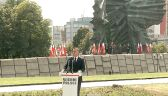Andrzej Duda na obchodach Święta Wojska Polskiego w Katowicach