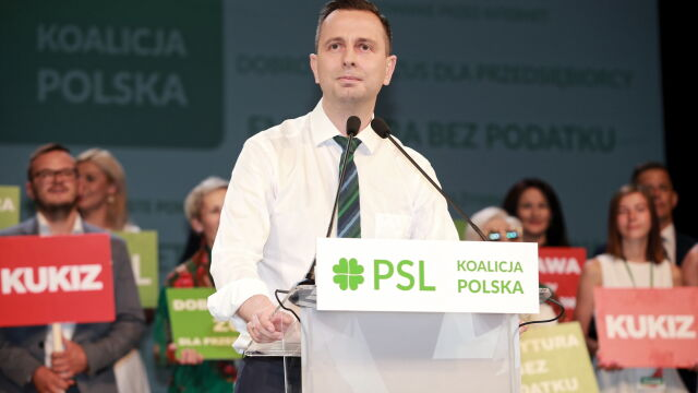 Kosinik-Kameez: We are not anti-PIS or anti-PIS. We are in for a strong Poland