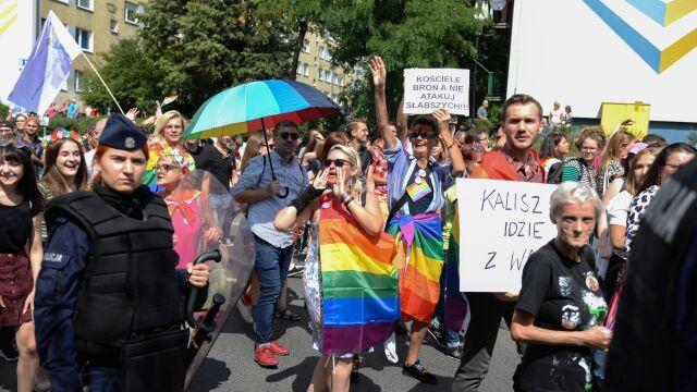 """""""Miłość. Równość. Akceptacja"""".  Marsz Równości na ulicach Radomska"""