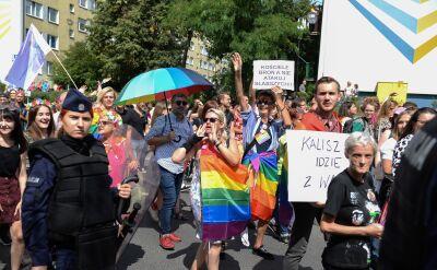 Marsz Równości przeszedł ulicami Radomska
