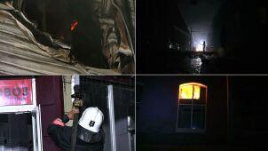 Tragiczny pożar w centrum Odessy. Co najmniej dziewięć osób nie żyje