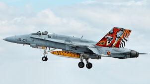 TASS: myśliwiec NATO zbliżył się do samolotu Szojgu. Interweniowały Su-27