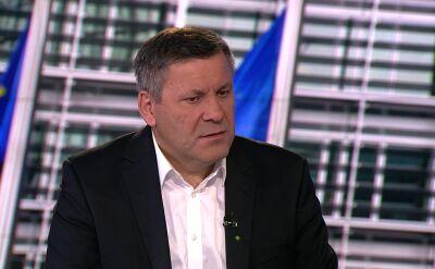 Piechociński o wyborze Tuska na szefa RE