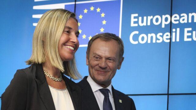 Van Rompuy o Tusku: Weteran Rady Europejskiej, polski premier od siedmiu lat
