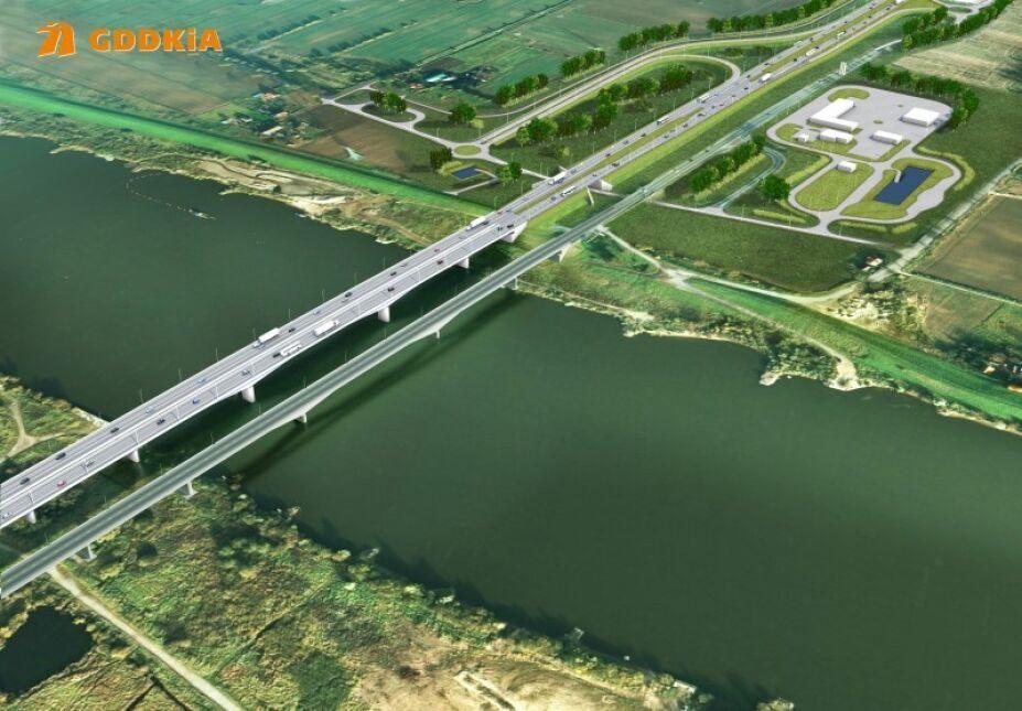 GDDKiA ogłosiła przetarg na budowę prawie 40 km drogi ekspresowej S7 na odcinku Koszwały – Kazimierzowo