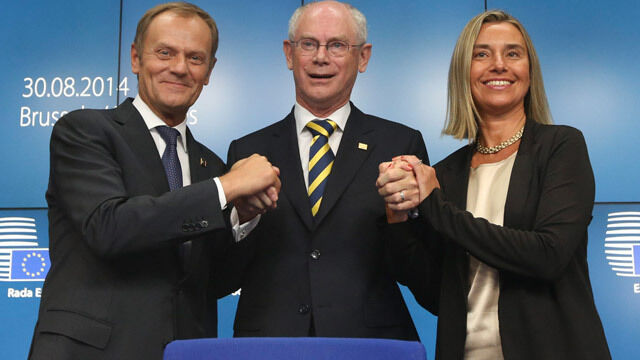 Tusk szefem Rady Europejskiej