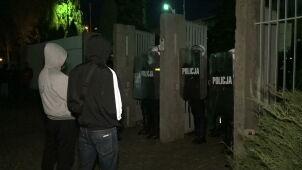 Protesty po śmierci 21-latka zastrzelonego przez policjanta. Zatrzymania i apel o spokój