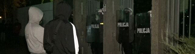 Protesty po śmierci 21-latka zastrzelonego przez policjanta