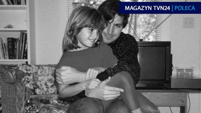 """""""Śmierdzisz"""" - rzucił, gdy przytulała go na  łożu śmierci. Córka, której nie miał Steve Jobs"""