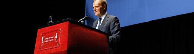 Tusk ostrzega: Wielka Brytania będzie outsiderem