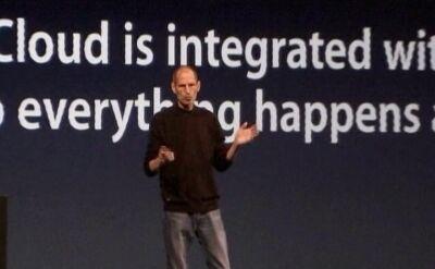 Steve Jobs zmarł na raka w 2011 roku. Miał 56 lat