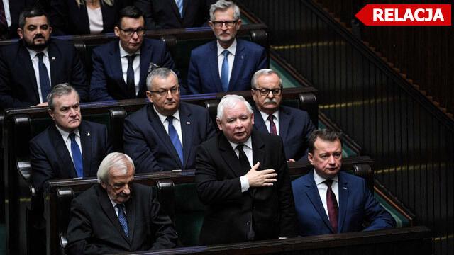 Posłowie nowej kadencji złożyli ślubowanie