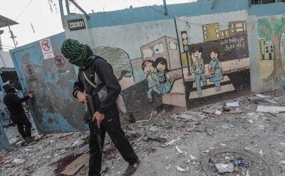 Dowódca Islamskiego Dżihadu zginął w izraelskim ataku