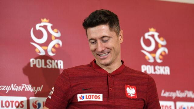 """Lewandowski o swojej operacji. """"Można z tym poczekać"""""""