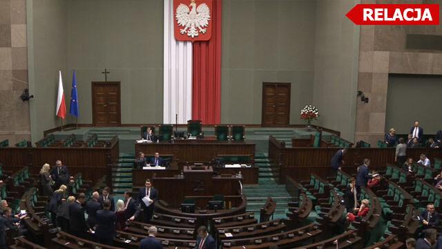 Posłowie się zbierają. Rusza Sejm nowej kadencji