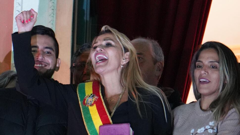 Rosja popiera tymczasową prezydent Boliwii, ale stawia warunek