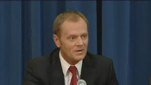 Tusk: za akta odpowiada SKW