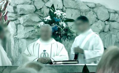 Ksiądz Grzegorz K. był skazany za molestowanie dzieci