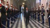 Francois Hollande przemówił przed francuskim parlamentem