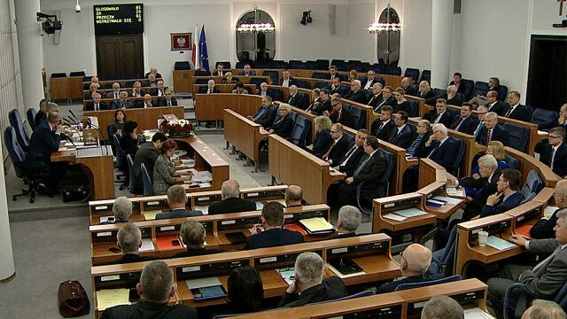 Senat przyjąłnowelizację ustawy o Trybunale Konstytucyjnym