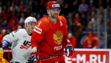 Rosjanie odkrywają karty. Legenda hokeja zagra na igrzyskach
