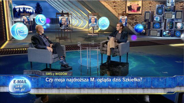 Marek Przybylik i Grzegorz Markowski.