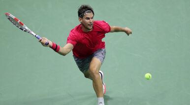 Ekspresowy awans Thiema w Nowym Jorku. Austria ma w końcu półfinalistę US Open