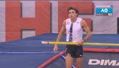 Duplantis nie zdołał pobić rekordu świata