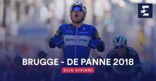 Triumf Vivianiego w Driedaagse Brugge - De Panne w 2018 roku