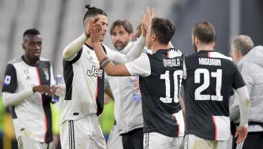 Gwiazda Juventusu zarażona.