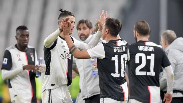 """Gwiazda Juventusu zarażona. """"Czuje się dobrze i nie ma żadnych objawów"""""""