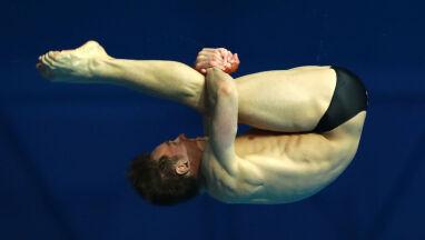 Był najmłodszym brytyjskim olimpijczykiem w historii. Musiał szybko dorosnąć