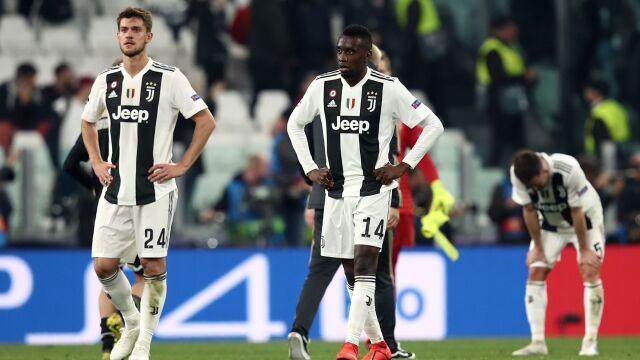 """Piłkarze Juventusu wyzdrowieli z COVID-19. """"Badania dały wyniki negatywne"""""""