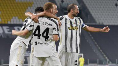 Debiutanci nie zawiedli. Juventus wygrał pierwszy mecz w sezonie