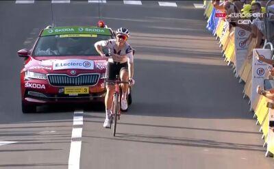 Najważniejsze momenty 19. etapu Tour de France