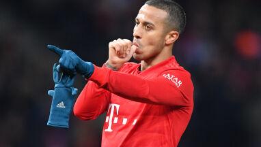 Thiago żegna się z Bayernem.