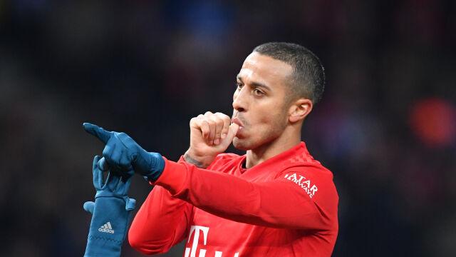 """Thiago żegna się z Bayernem. """"Najtrudniejsza decyzja w karierze"""""""