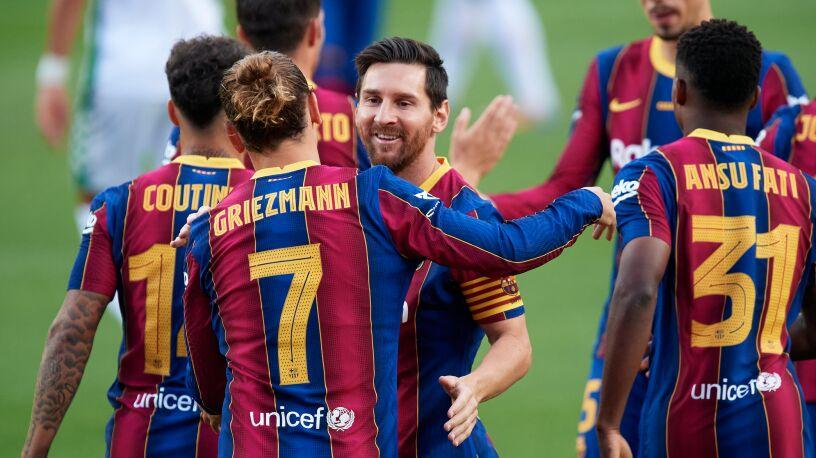 Barcelona zdała test tuż przed nowym sezonem. Tak zdobyła Puchar Gampera