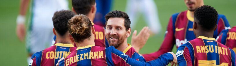 Barcelona zdała test tuż przed nowym sezonem. Zobacz, jak zdobyła Puchar Gampera