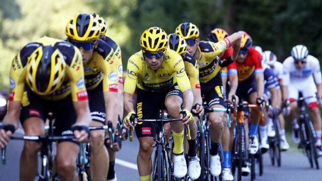 Dzień przerwy w Tour de France.  Bez koronawirusa u lidera, inni czekają