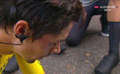 Smutny Roglić, zachwycony Pogacar. Reakcje kolarzy po 20. etapie Tour de France