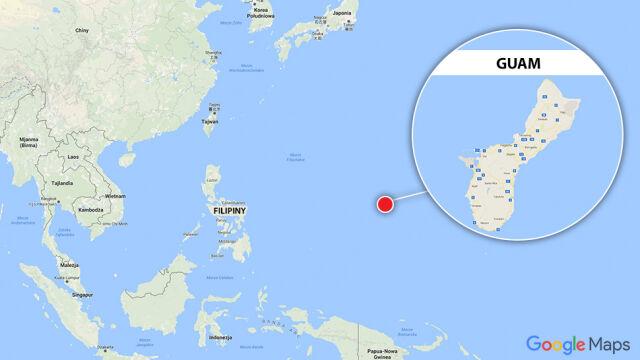 Gubernator Guamu: Korea Północna nie stanowi realnego zagrożenia