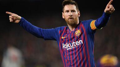 Barcelona szykuje nową umowę dla Messiego. Dziesiąty kontrakt na Camp Nou