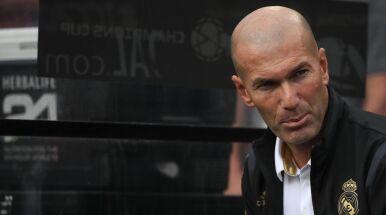 Zidane podbudowuje Real przed El Clasico.