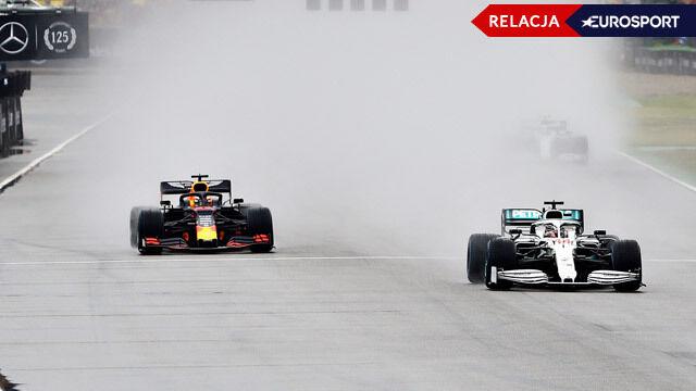 Verstappen najszybszy w Grand Prix Niemiec [RELACJA]