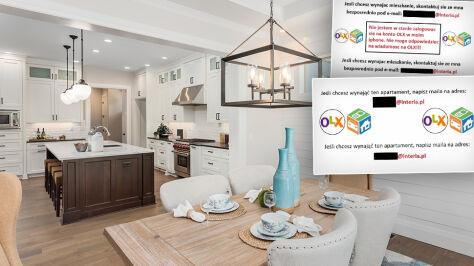 Uwaga na fałszywe oferty wynajmu mieszkań. Pięć wskazówek