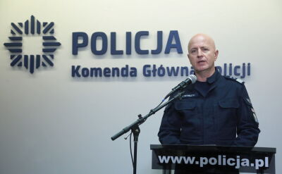 Komendant Główny Policji Jarosław Szymczyk o zatrzymaniach po sobotnim marszu