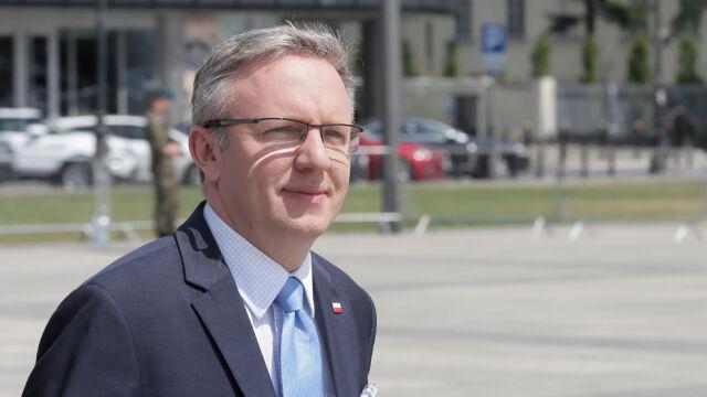 Krzysztof Szczerski kandydatem na komisarza UE