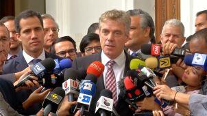 Niemiecki dyplomata wrócił na placówkę do Caracas